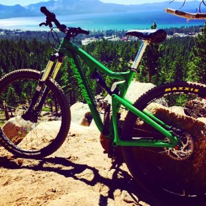 Van Sickle Downhill Bike